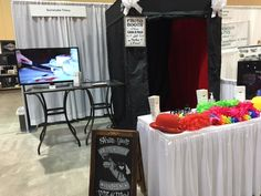 Surrender Films at the Southern Bridal Show in Charleston on 2/21/16