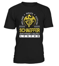 SCHAEFFER Another Celtic Legend #Schaeffer