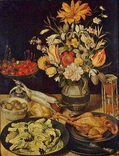Georg Flegel (1566 -1638) German Still Life Painter - renaissance