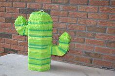 DIY Pinata: DIY Cactus Pinata: DIY Birthday Crafts