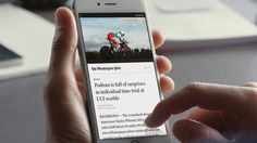 Mobile publishing and monetization startup Marfeel adds support for Facebooks Instant Articles #Startups #Tech
