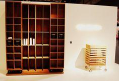 Punt Mobles by Mueble de España / Furniture from Spain, via Flickr