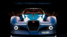 Mobster-Inspired Supercars : Bugatti Atlantique concept car