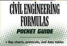 PDF] Civil Engineering Formulas   Civil engineering books