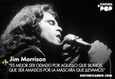 Jim Morrison: El Rey Lagarto no morirá jamás (+Frases) - culturizando.com | Alimenta tu Mente