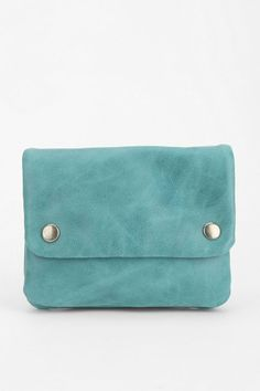 Status Anxiety Norma Leather Wallet #urbanoutfitters