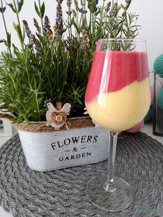 Koktajle - I LOVE LIFE Love Life, My Love, Glass Of Milk, Latte, Alcoholic Drinks, Mango, Garden, Flowers, Food
