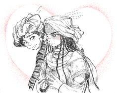 Pariya et his lover
