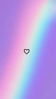 rainbow heart wallpaper heart and rainbow - # heart # iris . Tumblr Wallpaper, Wallpaper Hipster, Tumblr Backgrounds, Neon Wallpaper, Rainbow Wallpaper, Heart Wallpaper, Apple Wallpaper, Aesthetic Iphone Wallpaper, Disney Wallpaper