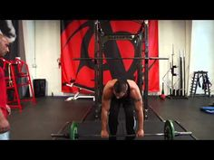 Power Clean from Floor - YouTube