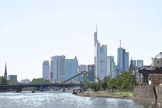 'Frankfurt am Main - Commerzbank Tower' von Dirk h. Wendt bei artflakes.com als Poster oder Kunstdruck $18.03