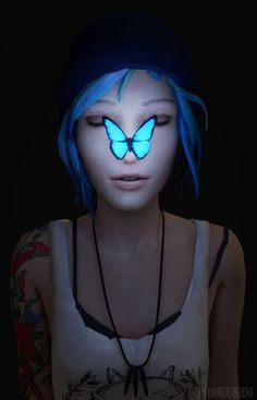 Image via We Heart It http://weheartit.com/entry/200968581 #chloeprice #lifeisstrange