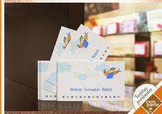 Tarjetas Personales para niño/a Escríbenos a contacto@comparte.com.pe T: (511) 358 3751