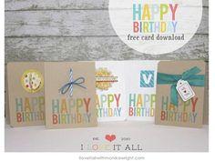 happy birthday cards free download | iloveitallwithmonikawright.com
