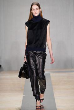 @ReedKrakoff #catwalk #NewYork #pretaporter #FW #2013_14 #trends #baggy #in