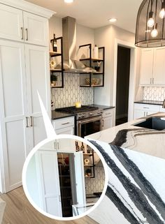 Hidden pantry's will never fail to impress you! The amount of storage hidden pantry's hold are rarely small! Hidden Pantry, Custom Blinds, Quad Cities, Kitchen Storage Solutions, Kitchen Installation, Kitchen And Bath Design, Shades Blinds, At Home Store, Wall Tiles