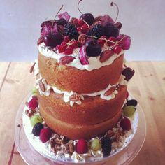 Cake Design : Lily Vanilli