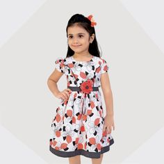 MULTI COLOR CASUAL DRESS FOR GIRLS -casualdress -girls -online ...