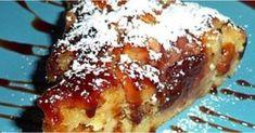 Ένα πανεύκολο και πεντανόστιμο κέικ με μήλα που φτιάχνω πυκνά συχνά,γιατί το λατρεύω.Βγαίνει μαλακό και μελωμένο σαν σιροπιαστό!!! Υλικά για το κέικ 1 και Greek Sweets, Greek Desserts, Greek Recipes, My Recipes, Cake Recipes, Cooking Recipes, Favorite Recipes, Sweets Recipes, Fruit Recipes