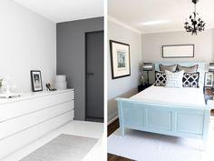 5 zásad pro zařizování malé ložnice