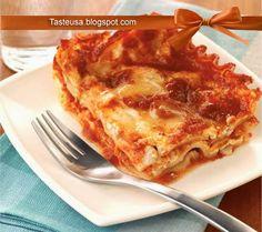 low maintenance lasagna recipe
