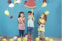 Leuk voor een kinderfeestje: een pinata! Gespot op http://www.zook.nl/kinderfeestje/diy-pinata