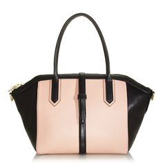 COLORBLOCK TARTINE SATCHEL