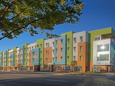 Mosaic Village Mixed-Use Development | Education, Retail, Single Family, Transportation | Architect Magazine