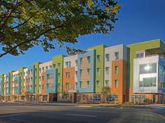 Mosaic Village Mixed-Use Development | Education, Retail, Single Family, Transportation | Architect Magazine