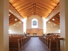 Our ceremony location...St. Joseph's Catholic Church in Rosemount, MN.