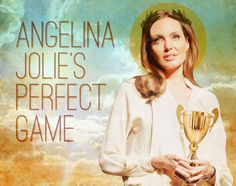 The best, the most, the truly beautiful mind of Angelina Jolie