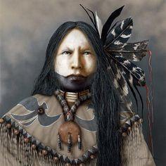 Crow King. JD Challenger ART