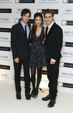 ian, nina and paul