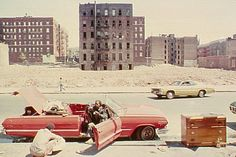 South Bronx in the 1970s