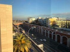 Vistas desde el edificio de AXPE Consulting en Madrid #AXPEConsulting #Vistas #Ciudad #Paisaje #Calles #Altura