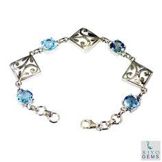 #sgmarketplace #stone #instaaddict #outfit #oodt #Riyo #jewelry #gems #Handmade #Silver #Bracelet https://www.etsy.com/pt/shop/RiyoGems
