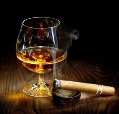 Cigar n Single Malt...High life.