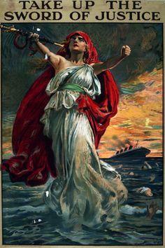 World War I Posters on Pinterest | Wwi, World War I and World War