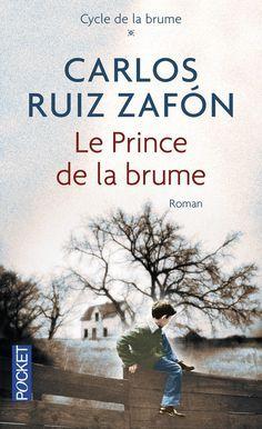 Le prince de la brume (Carlos Ruiz Zafon) – Des livres, des fils et un peu de farine…