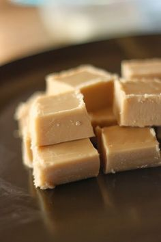 Ah-freaking-mazing Brown Sugar Fudge: This fudge is a great treat to make for neighbors during the holidays. But be prepared, they are going to want your recipe!
