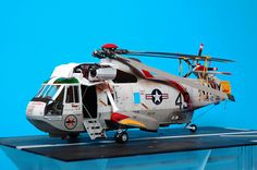 SH-3H Seaking Author: Przemek Scale 1/48 Revell; see on arcforums.com