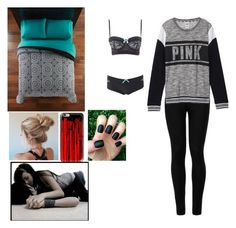 """""""❤❤❤"""" by justneedalittle ❤ liked on Polyvore featuring Wolford, Victoria's Secret, Charlotte Russe and Casetify"""