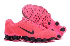 buy popular 86460 0c665 Nike Shox TLX 0018 Shoes Women Red and black - Dicount Nike Store,Cheap Nike