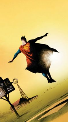 "Batman/Superman - ""Split Screen"" pencil & ink by Jae Lee & Yildiray Cinar color by June Chung, Matt Yackey, & John Kalisz Superman Family, Superman Man Of Steel, Batman And Superman, Comic Book Artists, Comic Artist, Comic Books Art, Dc Comics Characters, Dc Comics Art, Jae Lee"