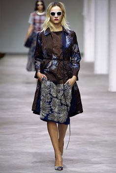 Sfilata Dries Van Noten Paris - Collezioni Primavera Estate 2013 - Vogue