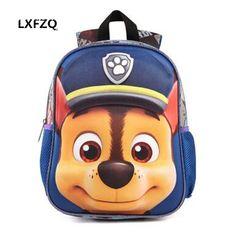 0ca24ece4095 3D Bags for girls backpack kids Puppy mochilas escolares infantis children  school bags lovely Satchel School