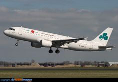 A320 EI-CZW    amsterdam january 12, 2005