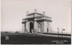 Vintage+Postcard+of+Gateway+of+India+-++Bombay+%28Mumbai%29.jpg (1100×693)