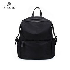 2017 Vintage women backpack High capacity Black mini backpack teens girl school bags good quality 2017 Famous brand design Z313