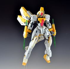 GUNDAM GUY: 1/144 Artemie w/ GN-Sting - Custom Build